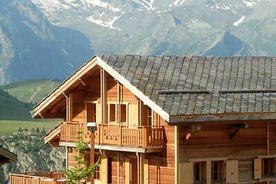 Les Chalets de l'Altiport 5, Location Chalet à Alpe D'huez - Photo 11 / 25