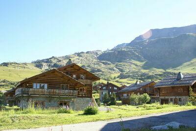 Les Chalets de l'Altiport 5, Location Chalet à Alpe D'huez - Photo 12 / 25