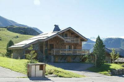 Les Chalets de l'Altiport 3, Location Chalet à Alpe D'huez - Photo 9 / 25