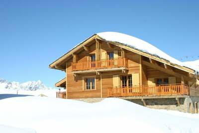 Les Chalets de l'Altiport 3, Location Chalet à Alpe D'huez - Photo 20 / 25