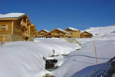 Les Chalets de l'Altiport 3, Location Chalet à Alpe D'huez - Photo 21 / 25