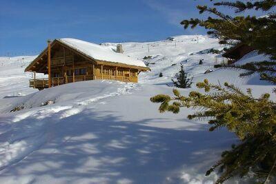 Les Chalets de l'Altiport 3, Location Chalet à Alpe D'huez - Photo 22 / 25