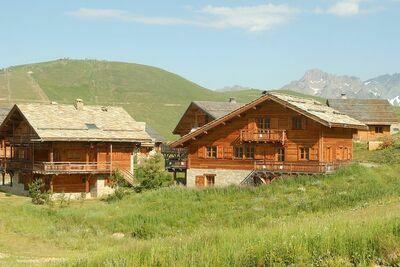 Les Chalets de l'Altiport 2, Location Chalet à Alpe D'huez - Photo 5 / 25