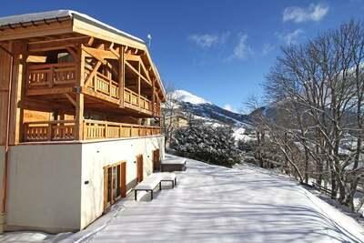 Nuance de Gris, Location Chalet à Alpe d'Huez - Photo 1 / 13