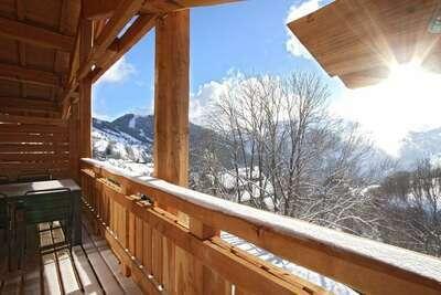 Nuance de Gris, Location Chalet à Alpe d'Huez - Photo 2 / 13