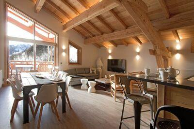 Nuance de Gris, Location Chalet à Alpe d'Huez - Photo 5 / 13