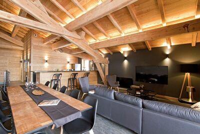 Nuance de Bleu, Location Chalet à Alpe d'Huez - Photo 2 / 13