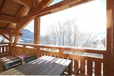 Nuance de Bleu, Location Chalet à Alpe d'Huez - Photo 10 / 13