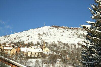 Nuance de Blanc, Location Chalet à Alpe d'Huez - Photo 12 / 15