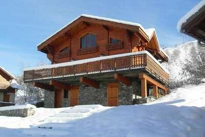 Beau chalet aux Deux-Alpes près du domaine skiable