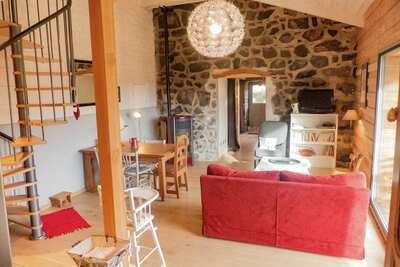 Maison de vacances à Saint-Privat-d'Allier, rivière proche