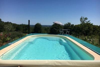 Villa de luxe à Cazals avec piscine