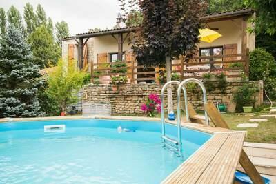 Maison de vacances à Blanquefort-sur-Briolance