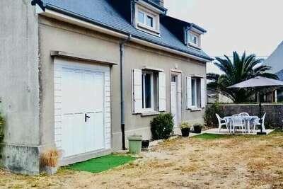 Maison de vacances moderne près de la mer en Normandie