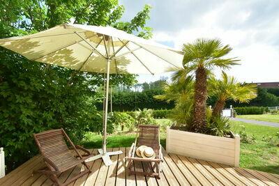 Superbe maison de vacances à Quinéville près de la plage