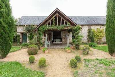 Maison de vacances avec jardin dans la Loire, France