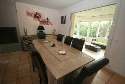 Villa authentique à Erdeven en France avec jacuzzi