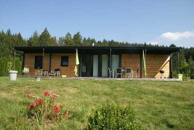 Maison de vacances moderne avec jardin privé en Moselle