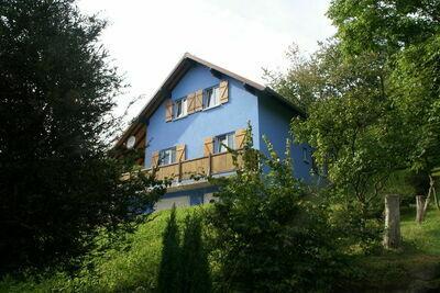 Maison de vacances confortable à Dabo au milieu des bois