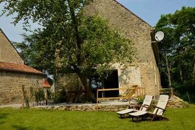 Maison de vacances avec jardin privé à Wierre-Effroy