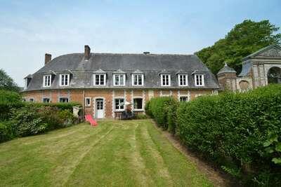 Maison de vacances historique à Gouy-Saint-André