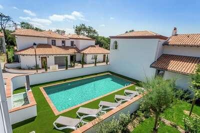 Belle villa avec terrasse à Biarritz, la capitale du surf