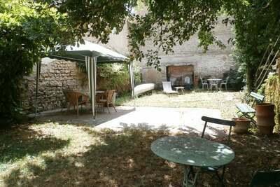 Maison de vacances rustique, jardin, à Gray, Franche-Comté