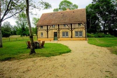 Maison de vacances dans la Loire avec terrasse privée