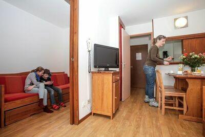 Bel appartement dans un chalet moderne à 250 m d'un téléski