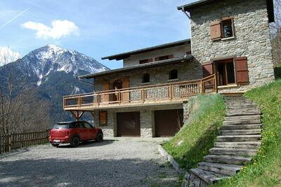 Magnifique chalet à Champagny-en-Vanoise avec sauna
