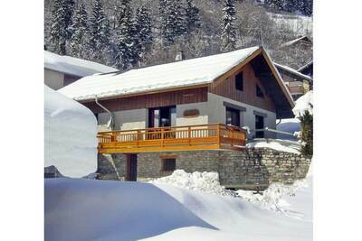 Chalet à Champagny-en-Vanoise, domaine skiable Paradiski