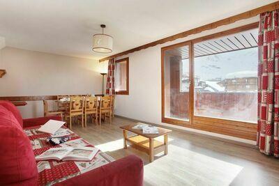 Appartement avec balcon ou terrasse proche des pistes de ski