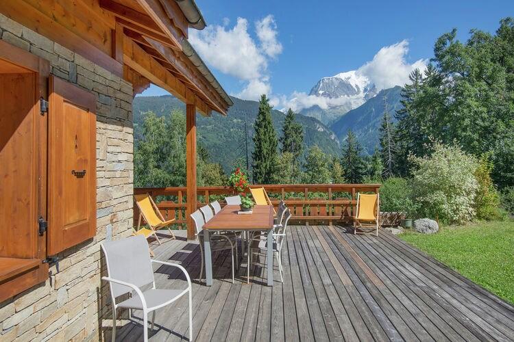 Le Mont Blanc - Les Traces, Location Chalet à Saint Gervais les Bains - Photo 0 / 30