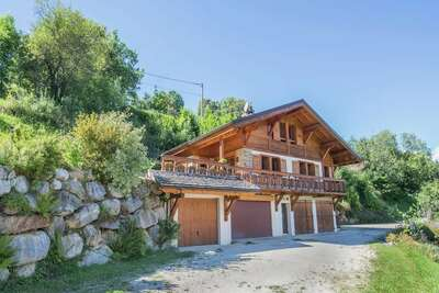 Magnifique chalet à Saint-Gervais-les-Bains avec sauna