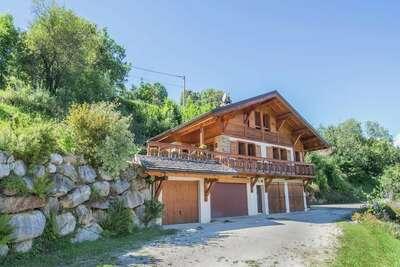 Le Mont Blanc - Les Traces, Location Chalet à Saint Gervais les Bains - Photo 1 / 30