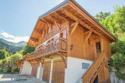 Le Mont Blanc - Les Traces, Location Chalet à Saint Gervais les Bains - Photo 2 / 30