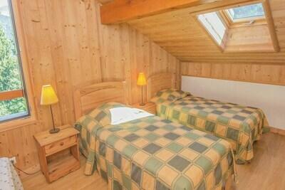 Le Mont Blanc - Les Traces, Location Chalet à Saint Gervais les Bains - Photo 16 / 30