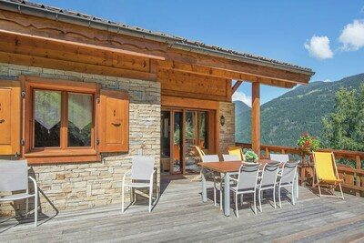 Le Mont Blanc - Les Traces, Location Chalet à Saint Gervais les Bains - Photo 21 / 30