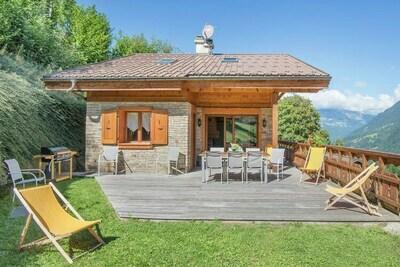 Le Mont Blanc - Les Traces, Location Chalet à Saint Gervais les Bains - Photo 23 / 30
