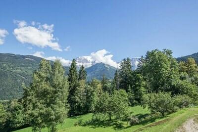 Le Mont Blanc - Les Traces, Location Chalet à Saint Gervais les Bains - Photo 27 / 30