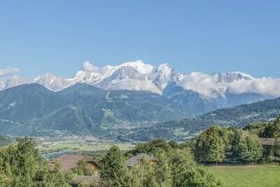 Le Mont Blanc - Les Traces, Location Chalet à Saint Gervais les Bains - Photo 28 / 30