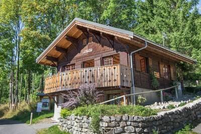 Petit chalet confortable et bien équipé à Châtel, Haute-Savoie France, frontière suisse