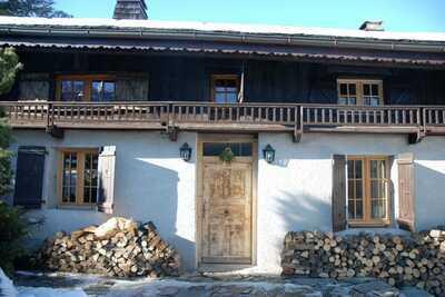 La Ferme les Violets, Location Chalet à Les Houches - Photo 8 / 11