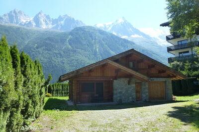 Chalet à Chamonix France près du domaine skiable