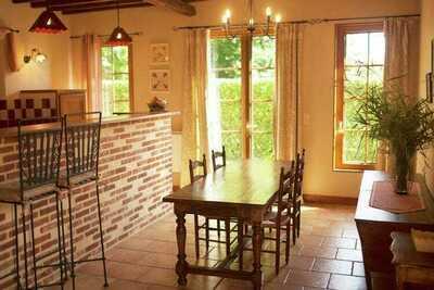 Maison de vacances ancienne à Sentelie près d'Amiens