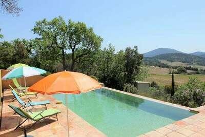 Villa de luxe au Plan-de-la-Tour avec piscine