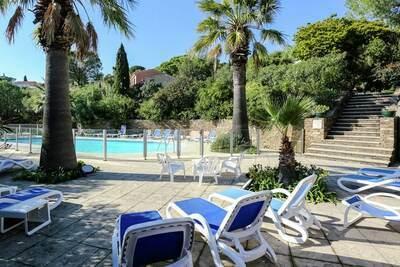 Maison de vacances à Bormes-les-Mimosas avec piscine