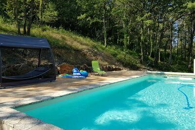Maison de charme dans le fôret au Flayosquet avec piscine privée