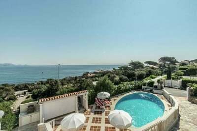 Villa de luxe aux Issambres avec jacuzzi