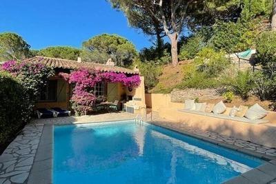 Charmante maison de vacances avec piscine privée à proximité de la Plage de Gigaro